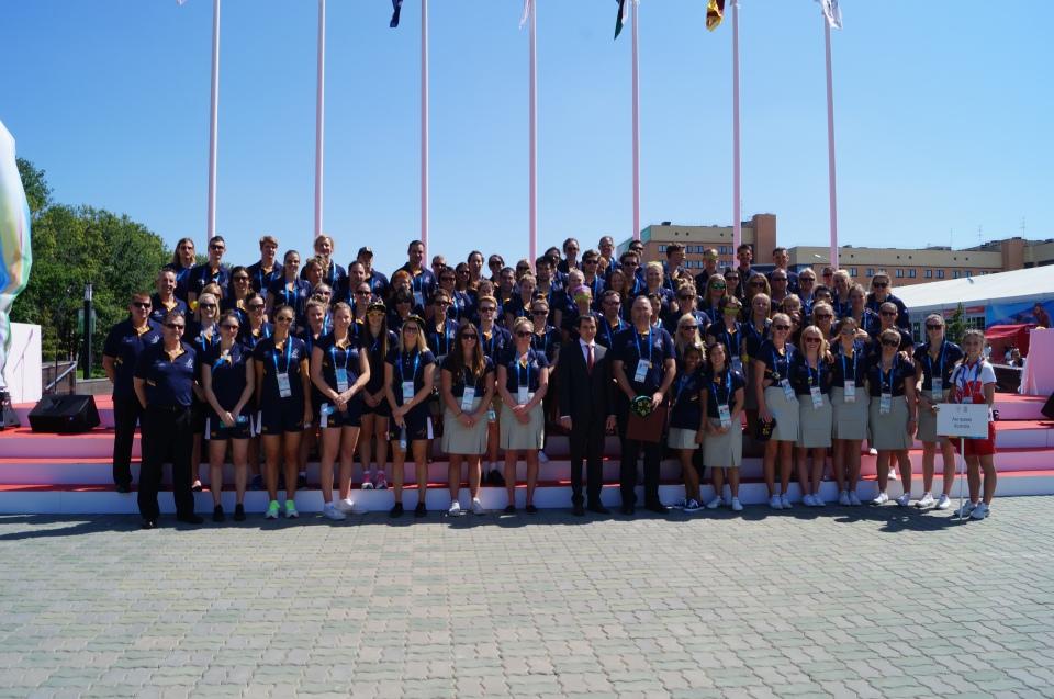 2013-07-19 Dullard - Aus delegation